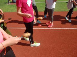 Sportfest 2016 Kartoffellauf
